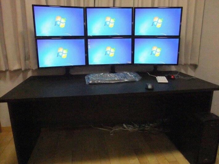 6画面PC