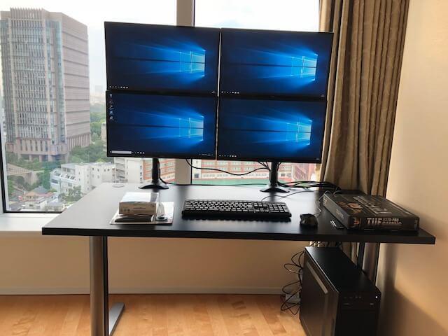 トレードパソコン